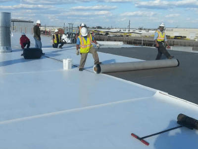 Cost of commercial roof Little Elm, EPDM Membrane