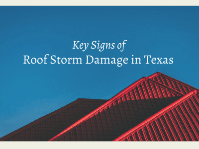 Storm Damage Roof Replacement in Frisco, Texas